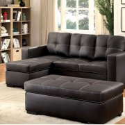 Valter Sectional W/ Ottoman Product Image