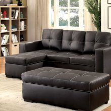 Valter Sectional W/ Ottoman