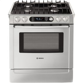 "30"" Dual Fuel Slide-in Range 700 Series - Stainless Steel"