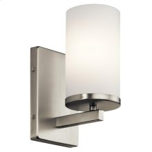 Crosby Collection Crosby 1 Light Wall Sconce NI