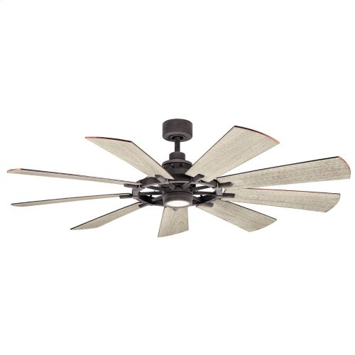 Gentry Collection 65 Inch Gentry Fan LED DBK