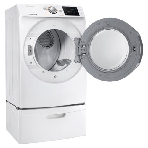 DV5200 7.5 cu. ft. Electric Front Load Dryer (White)