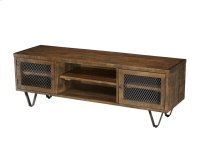 Carthage Rectangular Media Unit Product Image