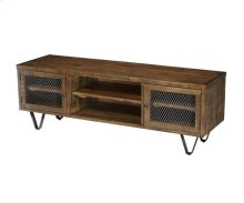 Carthage Rectangular Media Unit