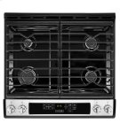 30-inch Gas Range with Front Console Product Image