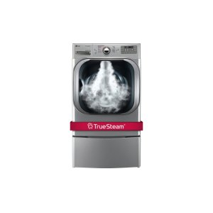 LG Appliances9.0 cu. ft. Mega Capacity Gas Dryer w/ Steam Technology