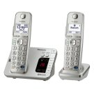 Link2Cell Expandable Cordless Phone with Amplified Volume- 2 Handsets Product Image