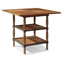 Boone Forge Bistro Table