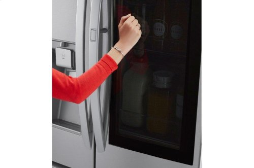 30 cu. ft. Smart wi-fi Enabled InstaView Door-in-Door® Refrigerator