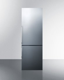 Frost-free Energy Star Certified Bottom Freezer Refrigerator In Stainless Steel With Digital Controls; Replaces Ffbf245ssx