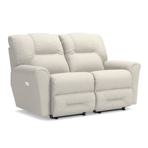 Easton Power Reclining Loveseat w/ Headrest