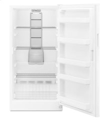 Scratch and Dent / Blemished 16 cu. ft. Upright Freezer with Electronic Temperature Controls