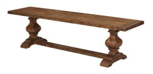 Emerald Home Chambers Bay Bench Pine-hand Scraped Antique D312-36
