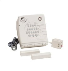SmartSecurity Wireless, Do-It-Yourself Alarm and Monitoring System