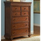 Windward Bay - Chest - Warm Rum Finish Product Image