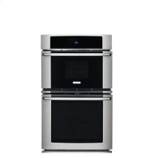 27'' Wall Oven and Microwave Combination with Wave-Touch® Controls