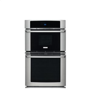 ELECTROLUX27'' Wall Oven and Microwave Combination with Wave-Touch(R) Controls