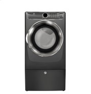 Front Load Perfect Steam Electric Dryer with Instant Refresh and 9 cycles - 8.0 Cu. Ft. Product Image