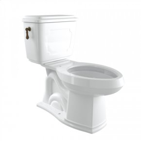 English Bronze Perrin & Rowe Victorian 1.6 GPF Elongated Close Coupled Water Closet/Toilet