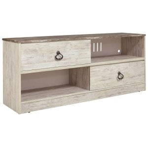 "AshleySIGNATURE DESIGN BY ASHLEYWillowton 54"" TV Stand"