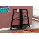 """BOOKCASE - 48""""H / CAPPUCCINO ACCENT ETAGERE Product Image"""