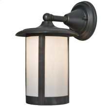"""8""""W Fulton Solid Mount Wall Sconce"""