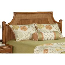 Arched King Headboard