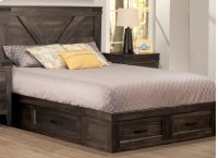 Chattanooga 4 Drawer Double Condo Bed Product Image