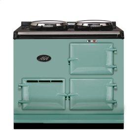Pistachio 2-Oven AGA Cooker (gas) Cast-iron range cooker
