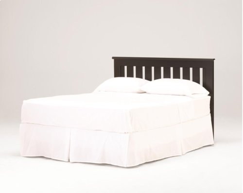 Slat 4-Drawer Panel Captains Bed - King