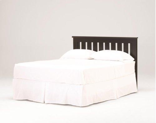Slat 4-Drawer Panel Captains Bed - Full
