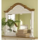 Oleta Buttermilk Dresser Mirror Product Image