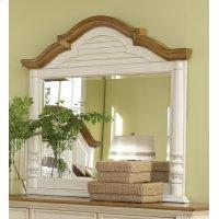Oleta Buttermilk Dresser Mirror Product Image
