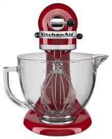 5-Quart Tilt-Head Stand Mixer - Empire Red