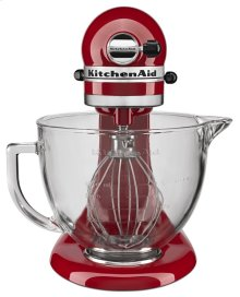 5-Quart Tilt-Head Stand Mixer - Empire Red