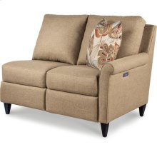 Abby Sectional Left-Arm Sitting Reclining Loveseat