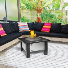 Gas Patioflame® with Glass