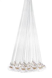 Starburst 37-Light Pendant