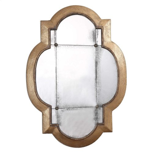 Andorra Quatrefoil Mirror