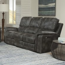 Belize Ash Power Sofa