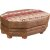 Additional 8038 Conversation Ottoman