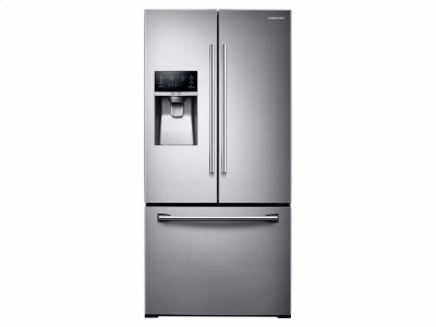 26 cu. ft. 3-Door French Door Refrigerator with CoolSelect Pantry Product Image