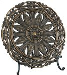 "Charger - Dark Bronze, 16""hx16""w Product Image"