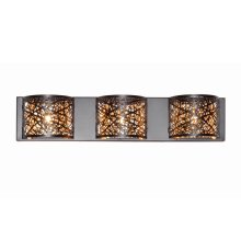 Inca 3-Light Wall Mount