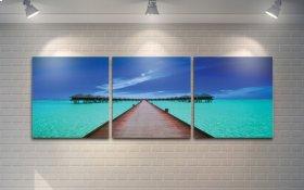 Pier Blue artwork