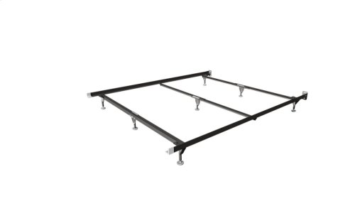 7L-315 Wholesale Heavy Duty Adjustable Bed Frame for Twin/Full Sizes