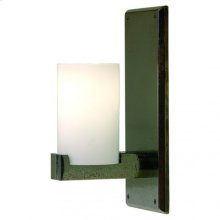 Post Sconce - WS400 Silicon Bronze Brushed