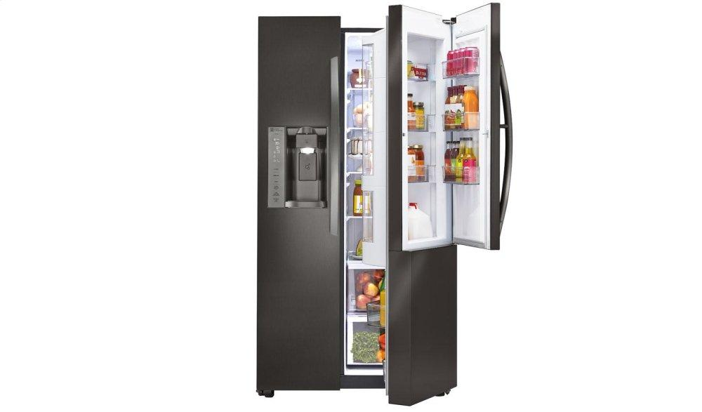 LG Appliances26 Cu. Ft. Door-In-Door® Refrigerator