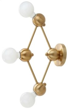 Monti Wall Sconce - Gold