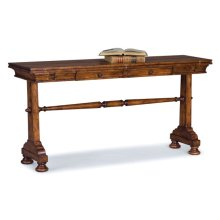 Heirloom Sofa Table